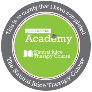 Natural Juice Therapy Course