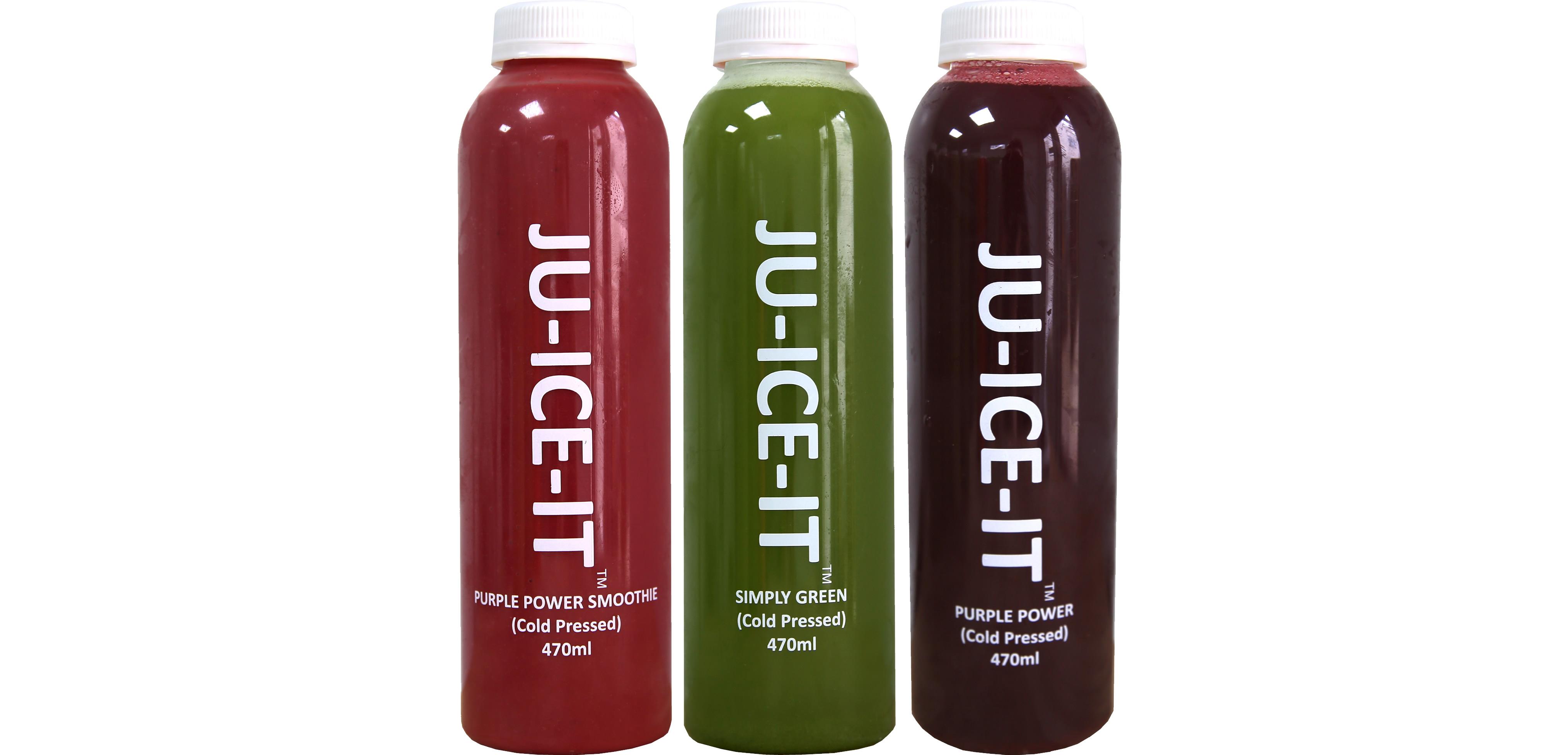3 juices