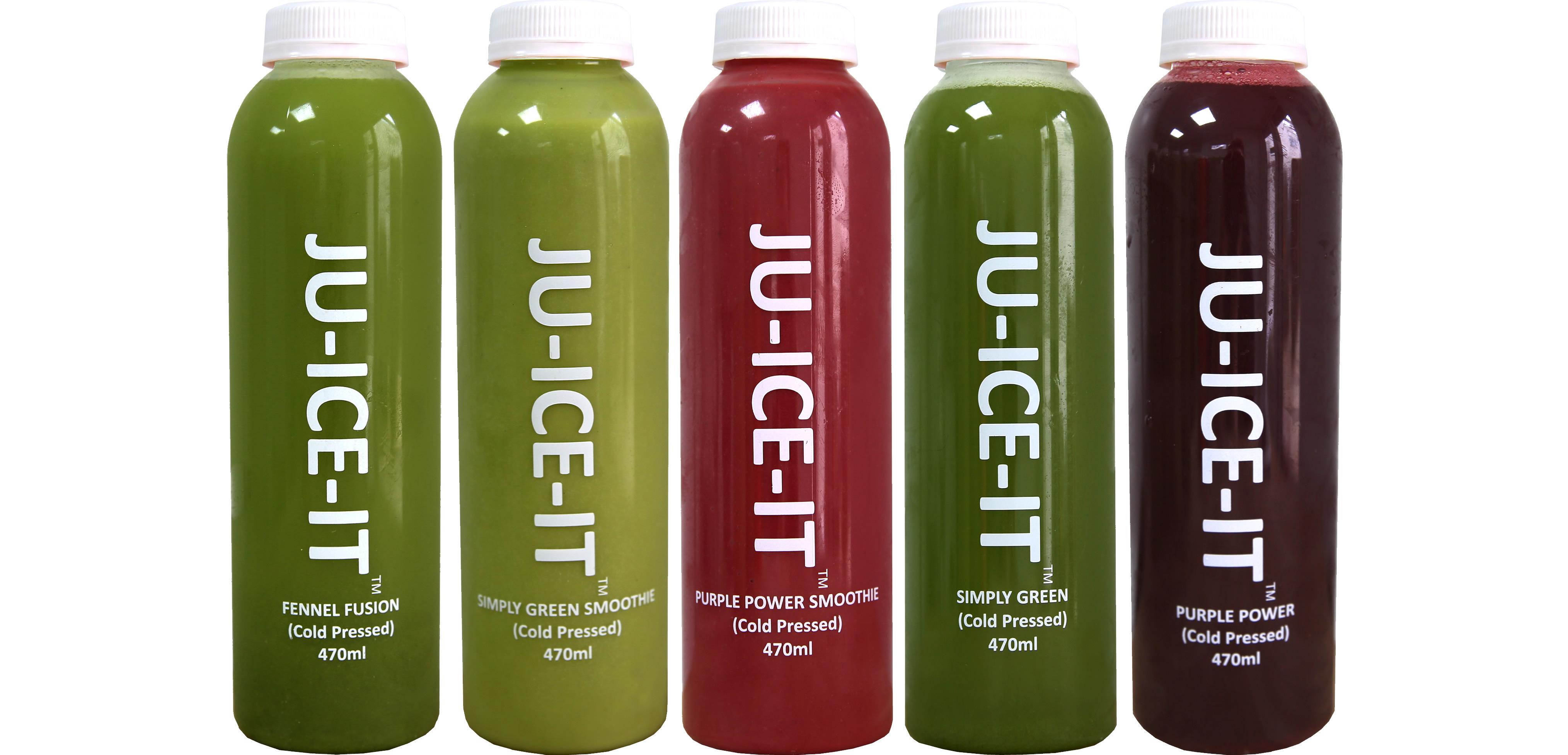 5 juices