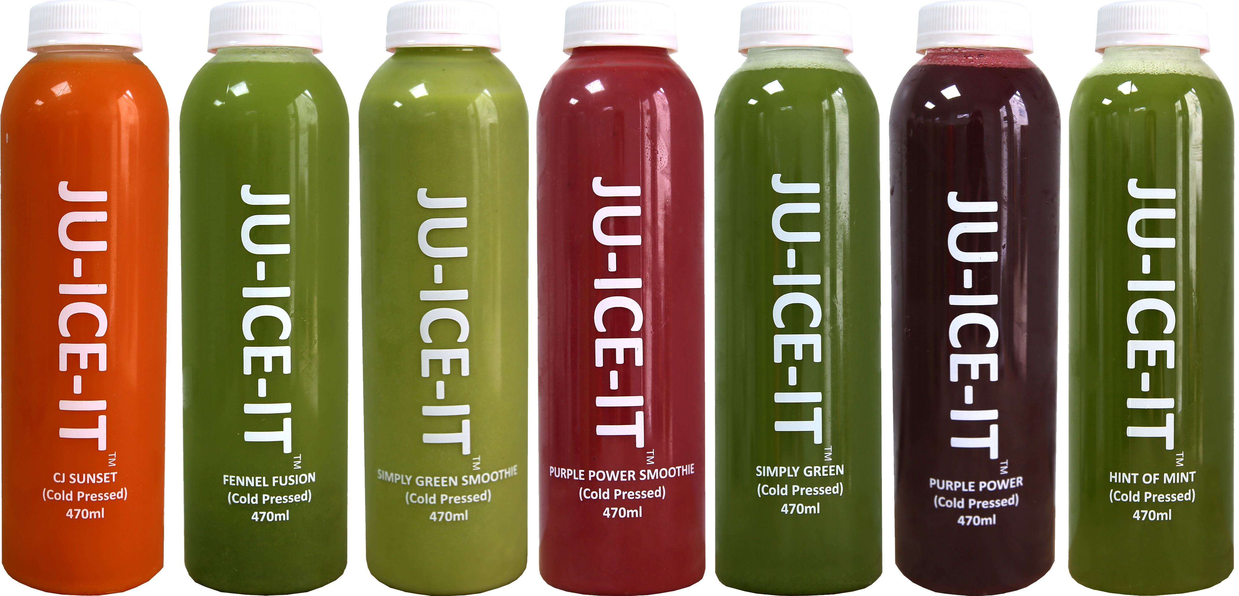 7 juices