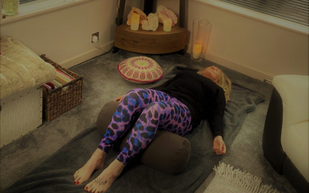 Introducing 'sleep yoga' – online courses for all abilities